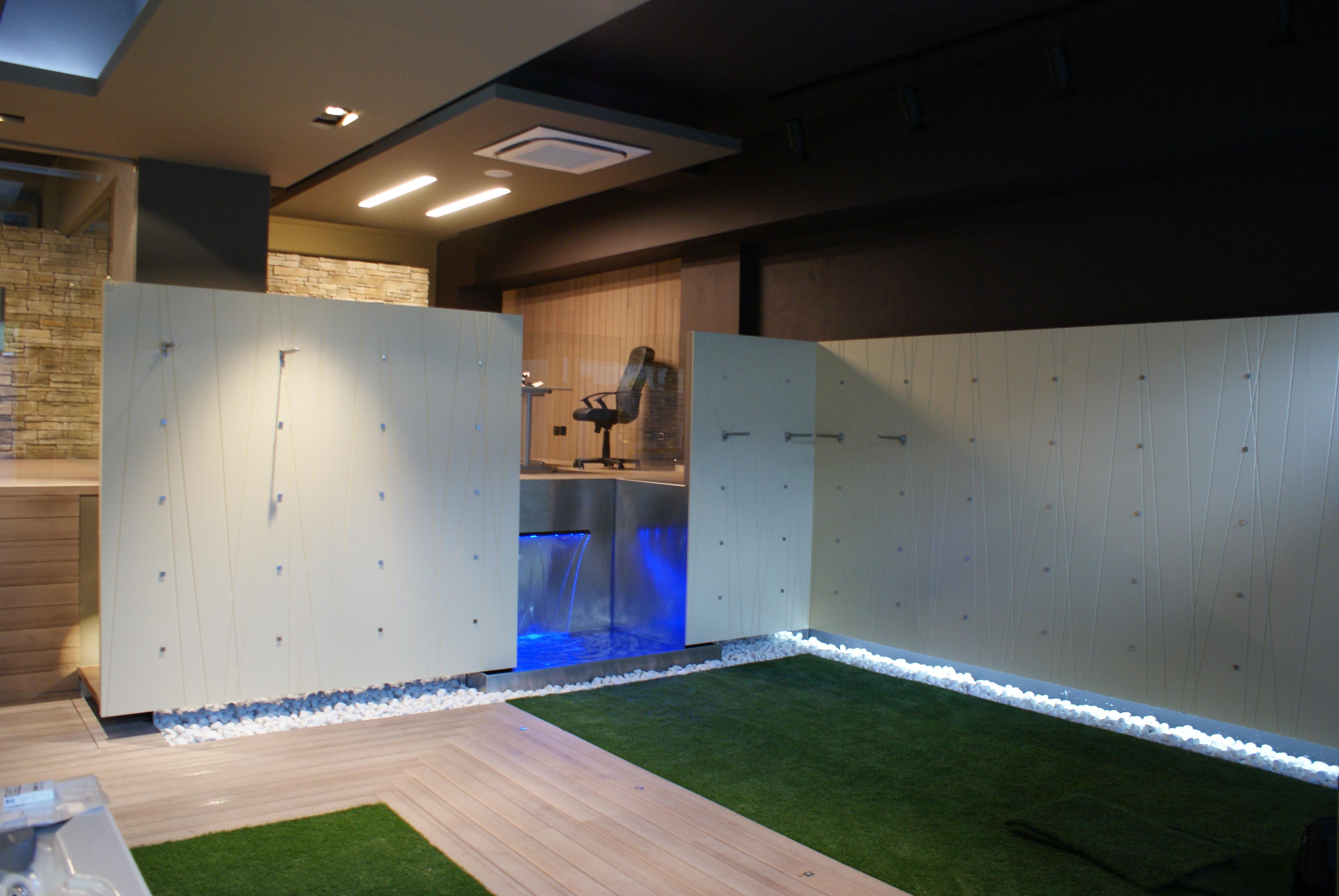 Negozio borgo blu piscine architetto paolo spillantini for Interior design 06877